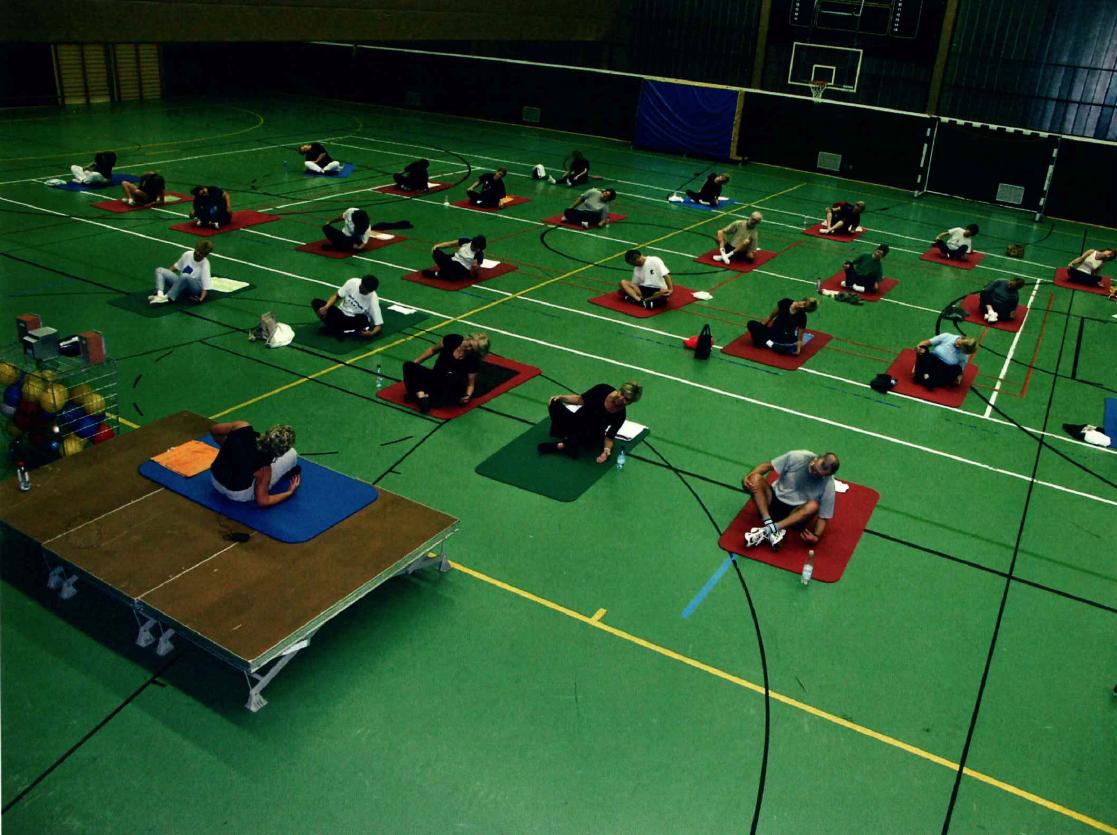 Fitness Niederanven